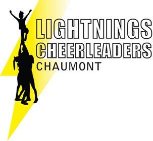 Lightnings Cheerleaders de Chaumont